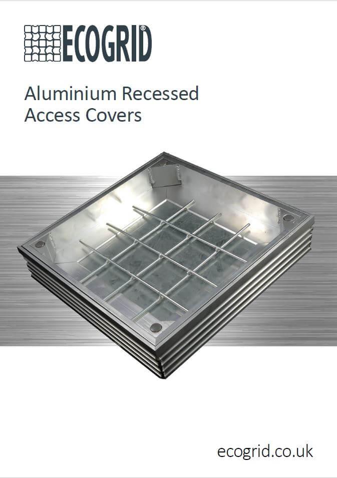 Aluminium Recessed Access Covers Brochure