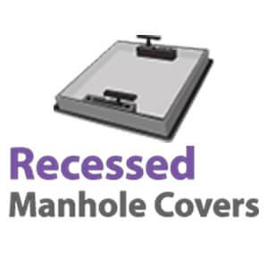 Recessed Manhole Covers Logo